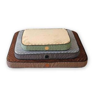 Superior Orthopedic Pet Bed (Color: Mocha, Size: small)